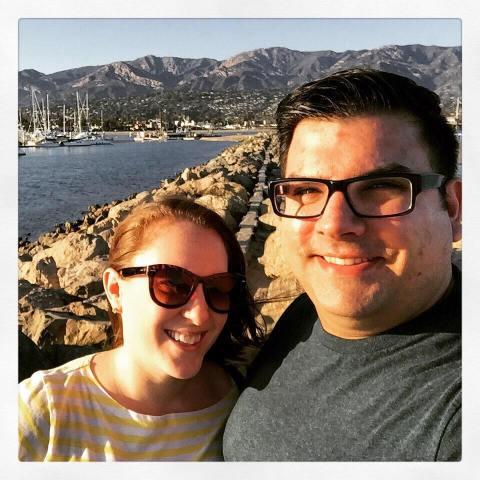 Insta - Jefe & I - Santa Barbara