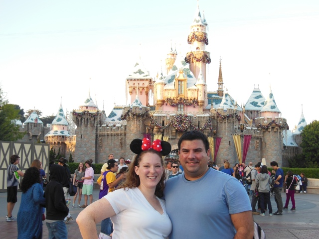 Happiest place on earth! Disney 2012