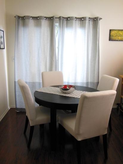 Dining Table XMas 2012
