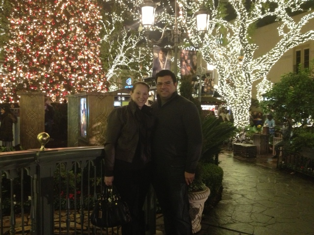 Sledge & Jefe XMas 2012 @ the Grove