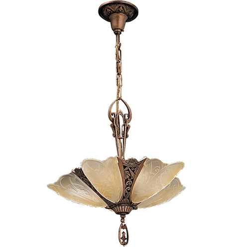 Victorian Light Fixture
