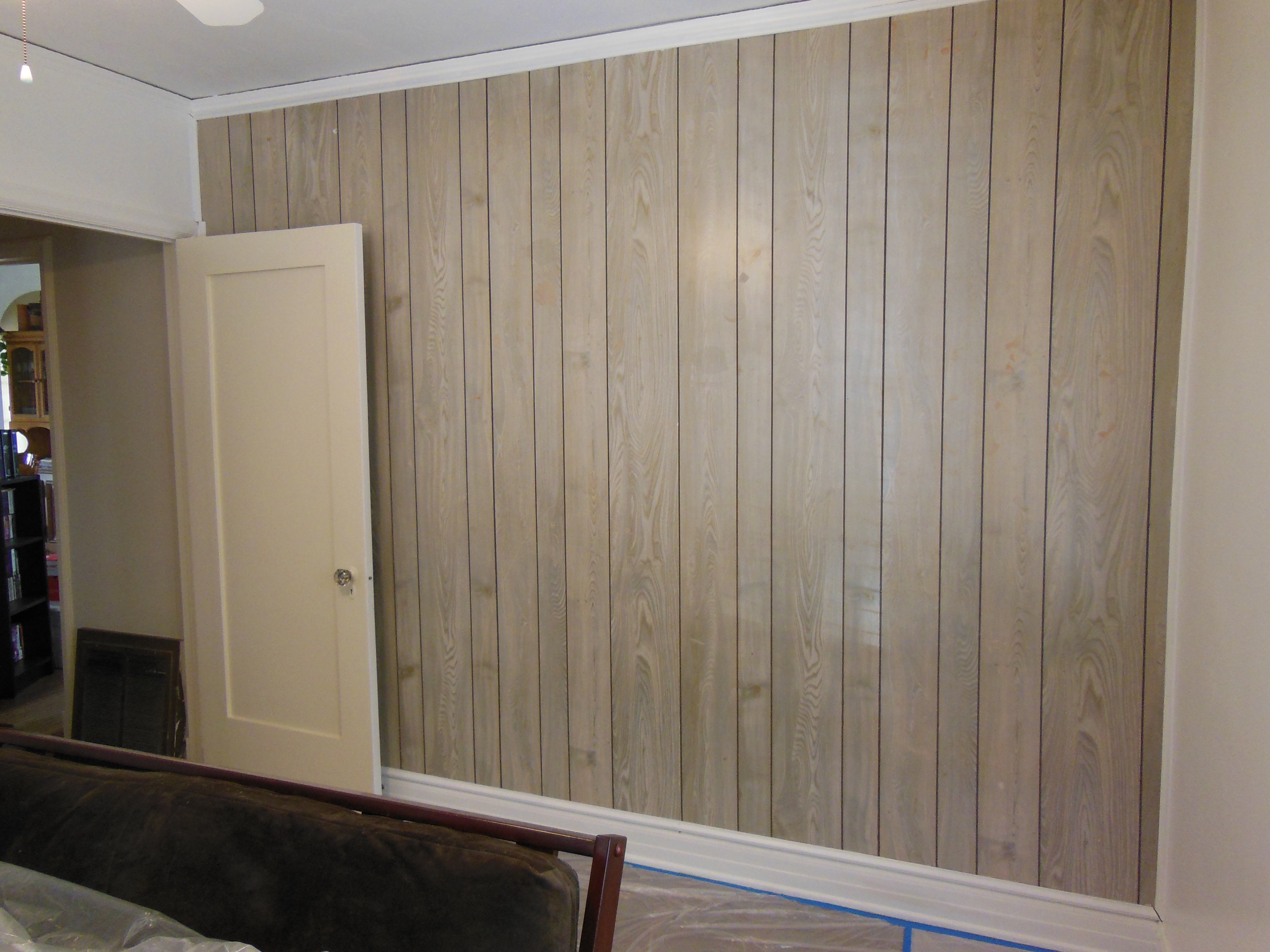 Old Wall Paneling : Paneled walls aren t a death sentence sledgehammer with