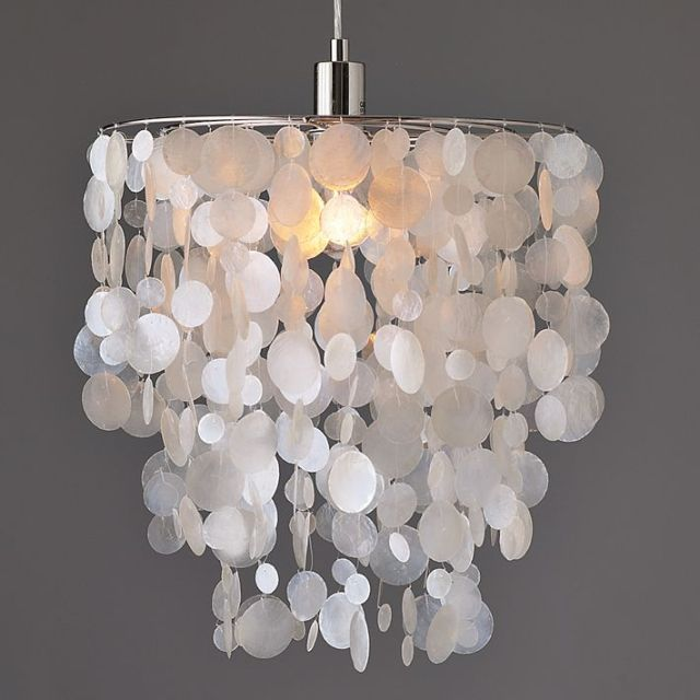 West Elm Capiz Light