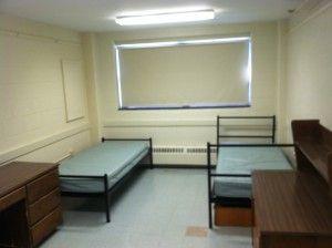Empty Dorm 2