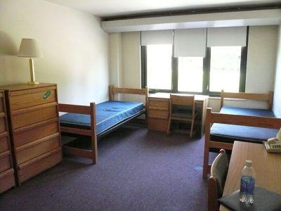 Empty Dorm