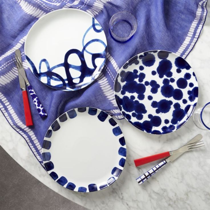 Como Dinner Plates & Crate u0026 Barrel Meets Mallorca | Sledgehammer With Style