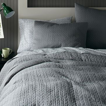 West Elm Bedding