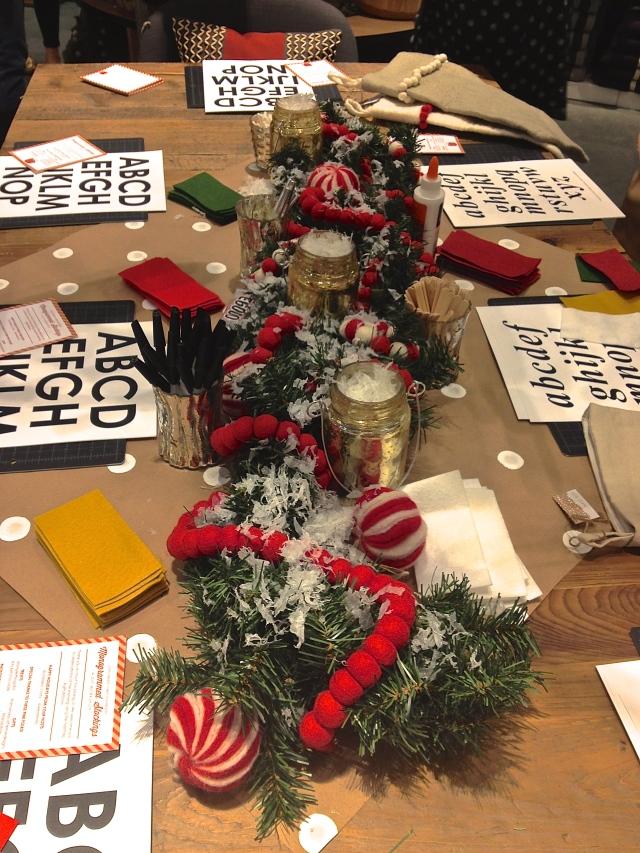 West Elm DIY Workshop: Tablescape 2