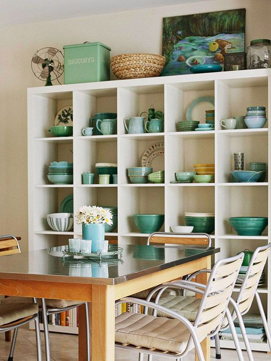 BHG - Expedit Display Shelving