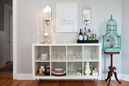 Live Creating Yourself - Expedit Turned Bar