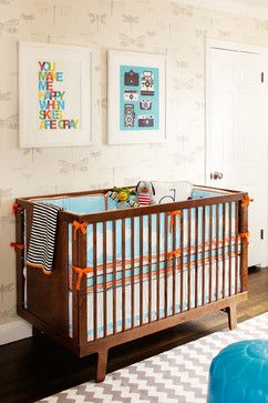 Modern Graphic Nursery