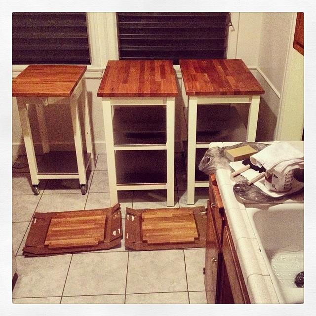 Instagram   Kitchen Islands