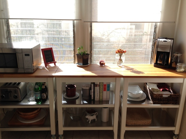 Sonos Play:1 Kitchen