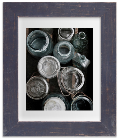 Bottles with Frame