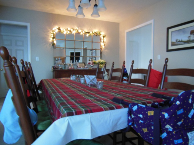 Mom's - Dining Room