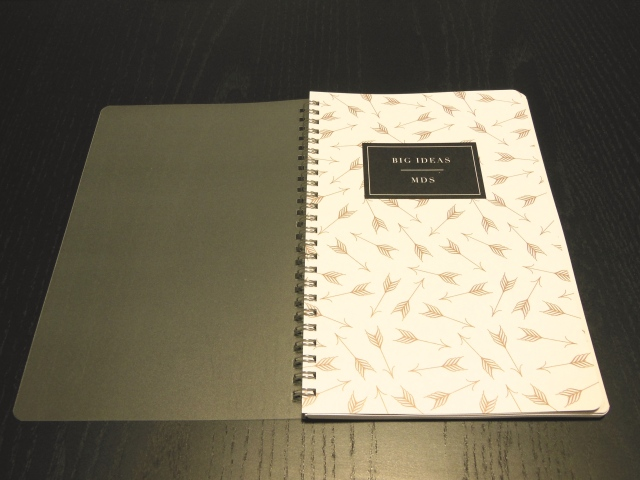 Minted Notebook 1