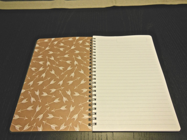 Minted Notebook 3