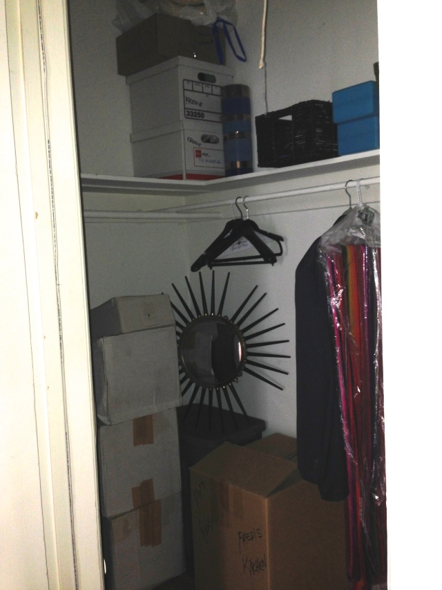 My unicorn - Current Walk In Closet