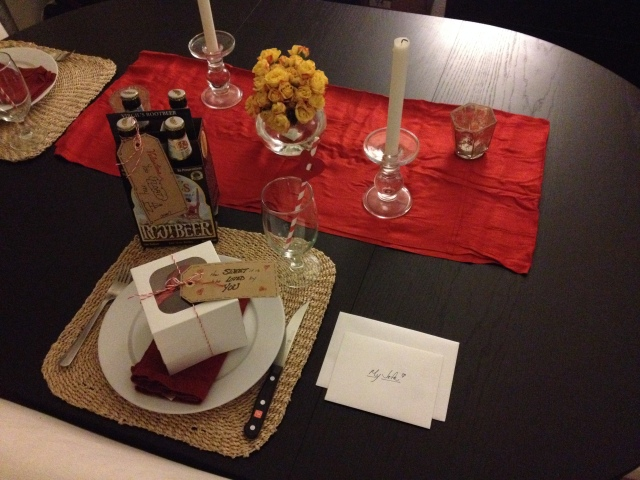 VDay Place Setting 4