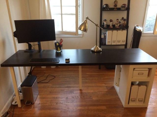 Ikea Desk 2