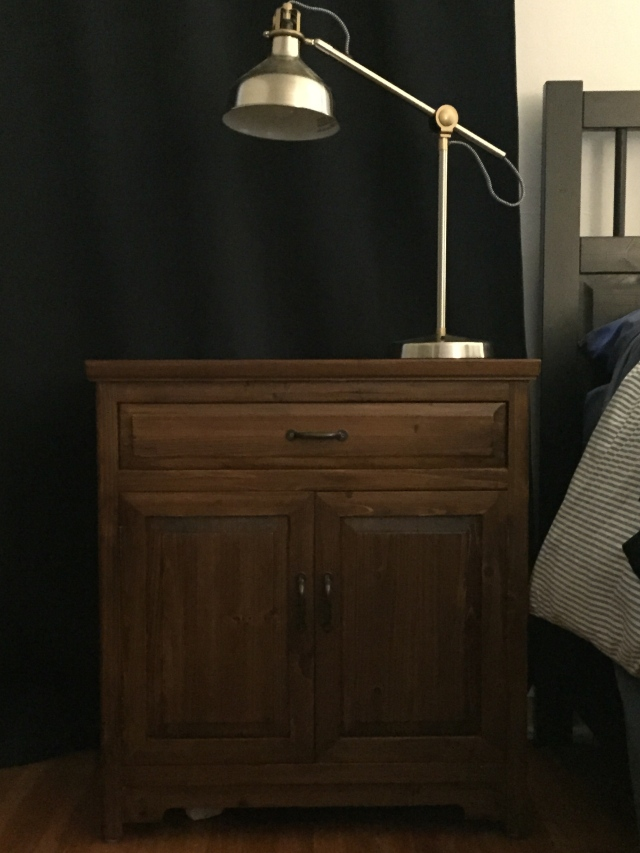 Jefe's New Nightstand 2