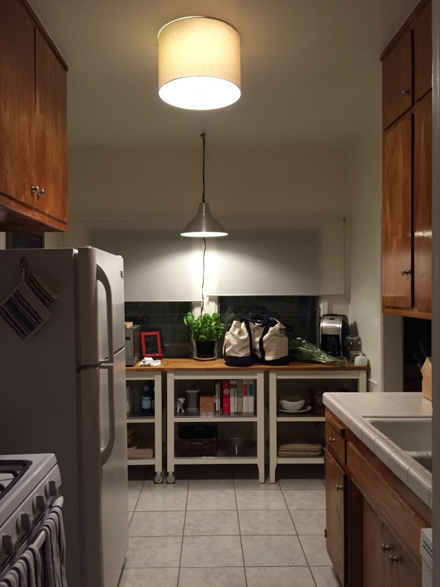 New Kitchen Lights