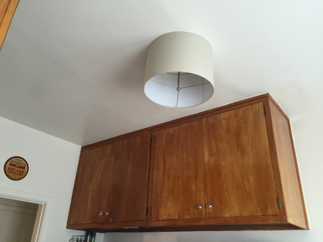 Kitchen Drum Shade