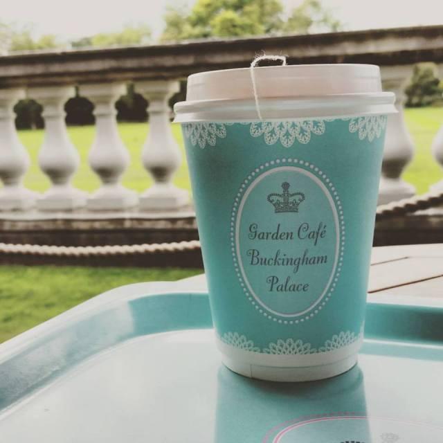 Insta - Buckingham Tea