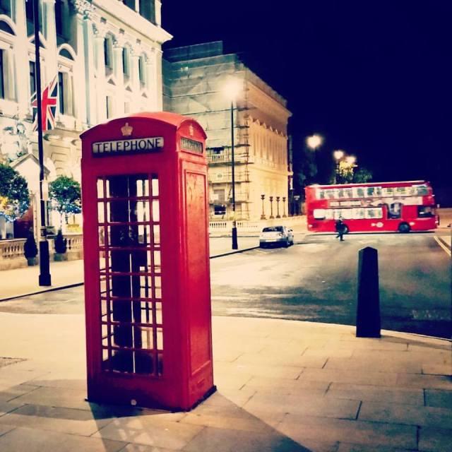 Insta - London Bingo