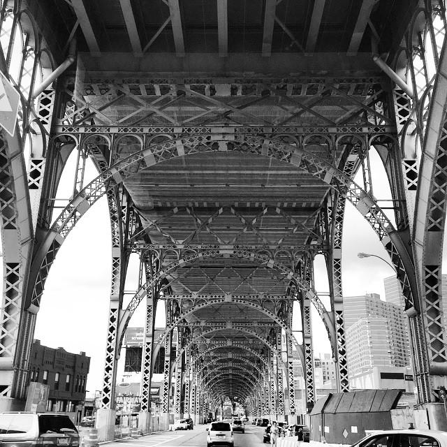 Insta - NYC Bridge