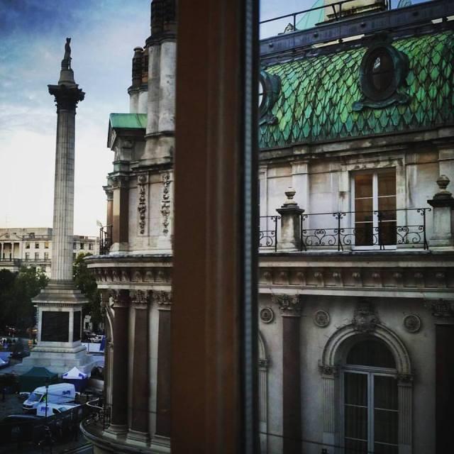 Insta - Trafalgar Square